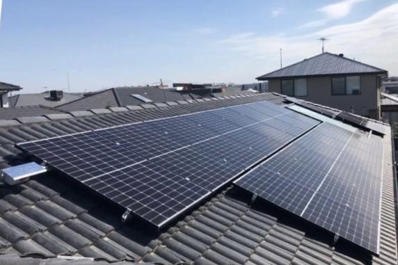 residential solar installations geelong