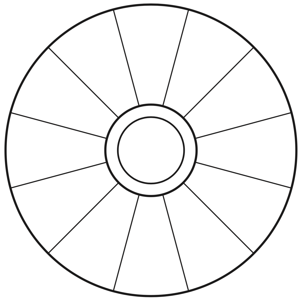 Empty Focus Wheel (to print)