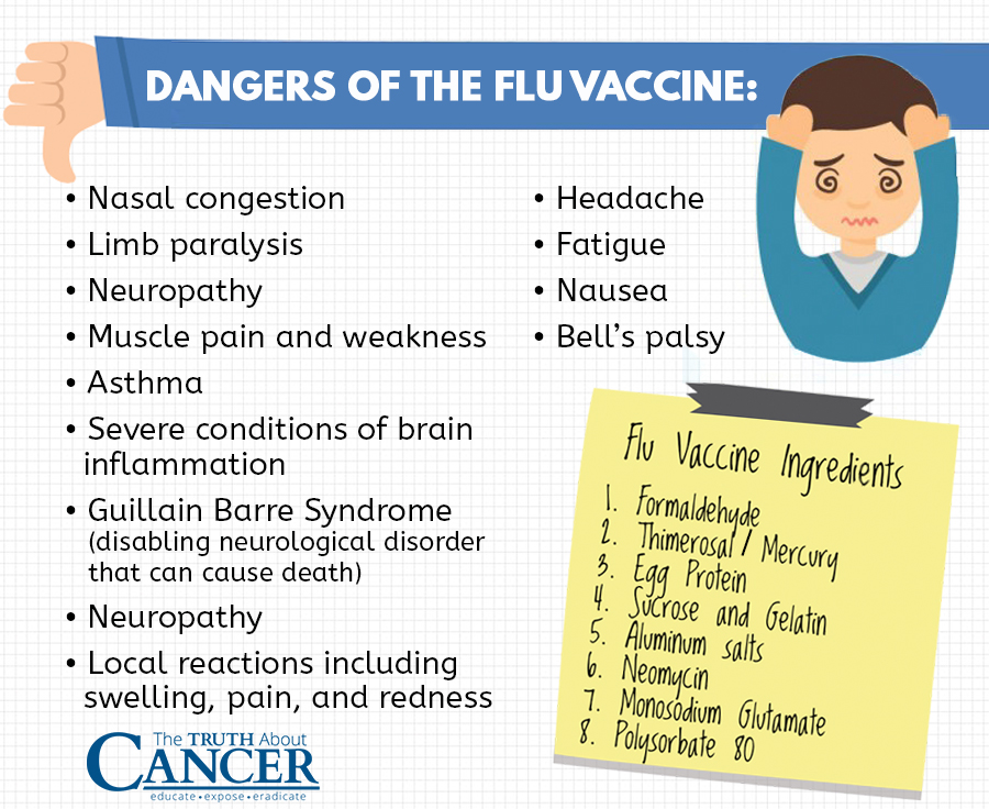 Do You Know What is in The Flu Shot? | Vortex(t): (re)Inventing ...