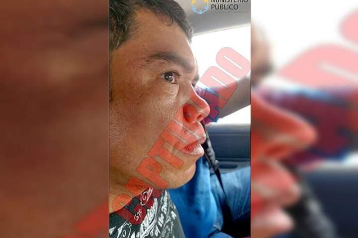 """PGR e Interpol capturan a Hugo """"Loco"""", uno de los más buscados por el gobierno de Honduras"""