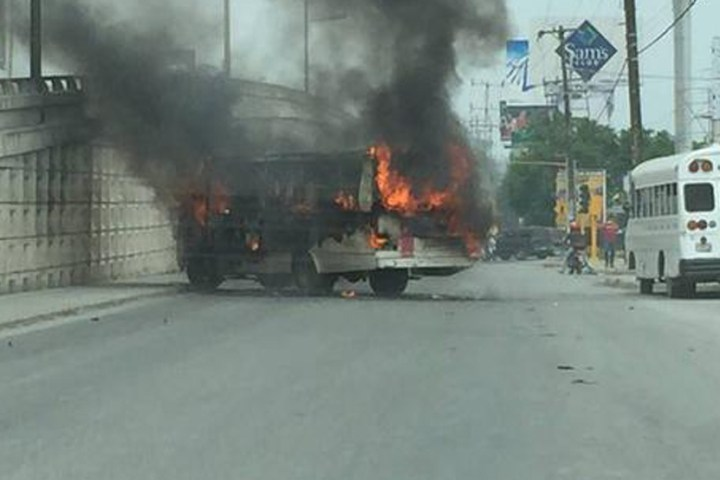 Ola de violencia en Reynosa