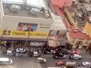 Roban en Coopel de San Cristóbal