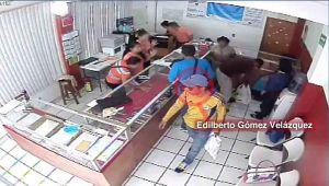 Cae presunto asaltante implicado en robo a SMAPA