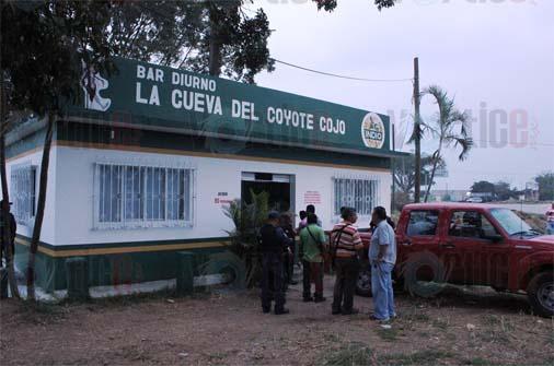 Asesinan a policía de tránsito de Coita