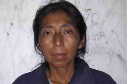 Detenida por tratar de meter droga al reclusorio