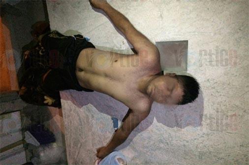 Hallan muerto a militar en San Cristóbal
