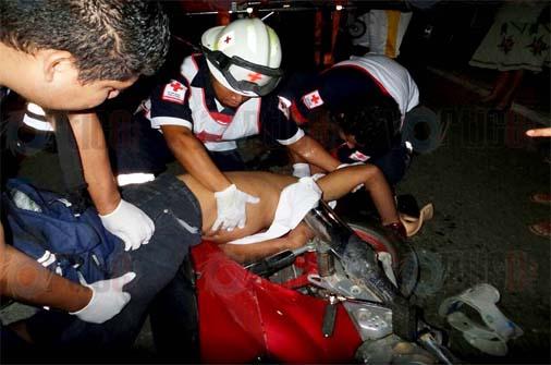 """Muere custodio de """"El Amate"""" tras accidentarse en Cintalapa"""