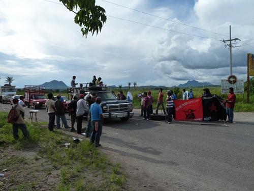 """Miembros de OCEZ-RC """"recuperan"""" 540 hectáreas en Chiapas"""