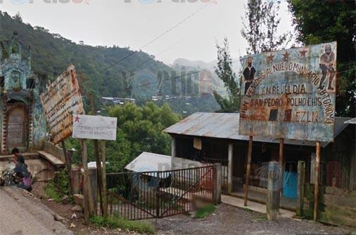 Retienen a presuntos abigeos en Chenalhó