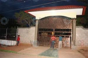 Con engaños, roban en la normal de Cintalapa
