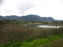 Casi se ahoga en laguna de San Cristóbal