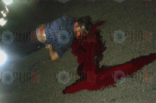Veloz motociclista pierde la vida en Chiapa de Corzo