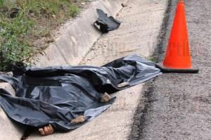 Muere MP de Palenque en accidente