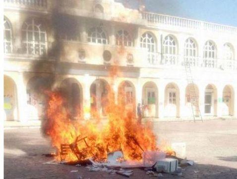 Liberan a últimos dos presos acusados de quemar casilla electoral en Ocosingo