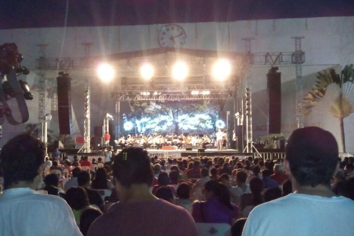 Coneculta presenta a la OSCH en Villahermosa