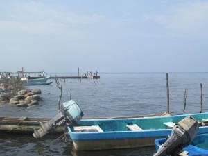 Rayo mata a pescador en Tonalá