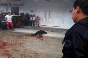 Asesinan a policía estatal en Rayón