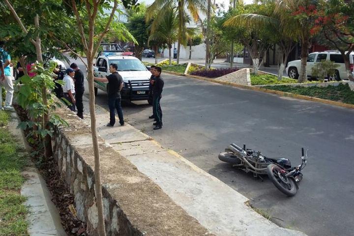 Dispara guardia de seguridad para amedrentar ladrones
