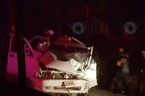 Muere en accidente candidato a la presidencia de Chalchihuitán