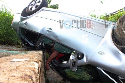 Fallece joven en accidente automovístico en Ocozocoautla