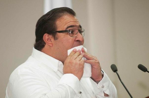 Javier Duarte se deslinda del multihomicidio en la Narvarte: Corresponde al DF, no a Veracruz