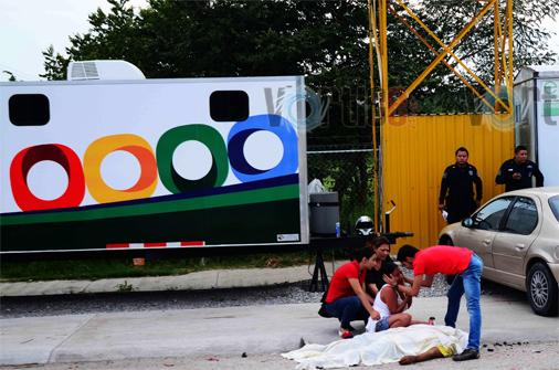 Tragedia en la expochota; un muerto y cuatro heridos