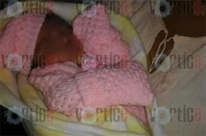 Abandonan a recién nacida en Tuxtla
