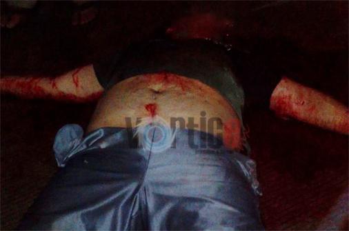 Asesinan a cuchilladas a empleado de ferretería