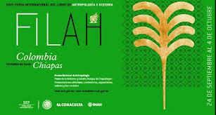 Chiapas y Colombia, invitados en la FILAH
