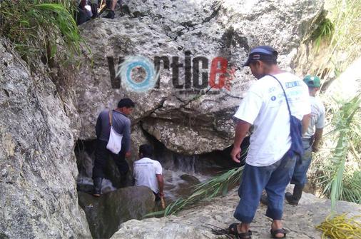 Menor muere al ser arrastrada por el río
