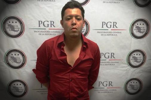 Consignan a Cefereso de Chiapas a El Dany Quintero, presunto líder de plaza del CJNG