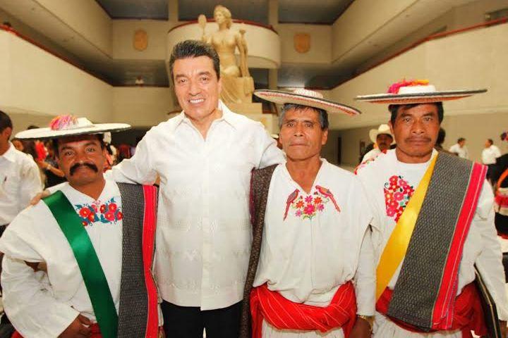 Sobresaliente actuar de Rutilio Escandón en el tribunal, afirman jueces indígenas