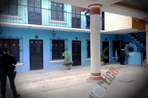 Hallan a joven muerta dentro de un hotel en San Cristóbal