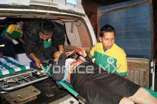 Balean a dama en Villaflores; está grave en el hospital