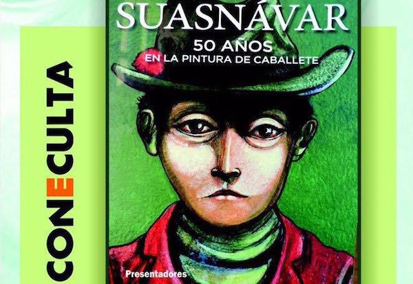 """Este jueves se presentará el libro Suasnávar """"50 años en la pintura de caballete"""""""