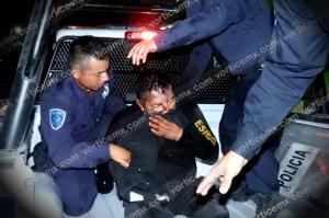 Se desata enfrentamiento entre policías y pobladores de Chenalhó