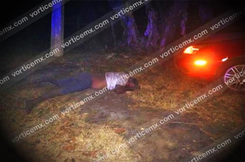 Presunto funcionario arrolla y mata con su vehículo a peatón