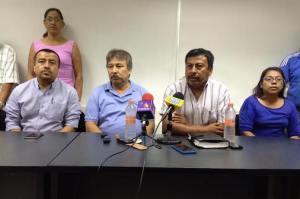 Bajo tres condiciones, fueron liberados los 18 maestros; quedan sujetos a proceso
