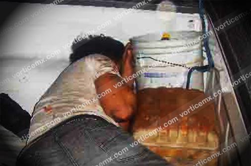 Persecución y disparos en Tuxtla; detienen a un presunto delincuente