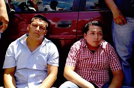 Retiene CNTE a dos policías encubiertos; fueron liberados dos horas después