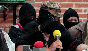 """Toda memoria de tí, desaparecerá"" EZLN a Aurelio Nuño"
