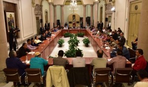 """Cede Segob: Ofrece a la CNTE discutir """"el modelo educativo"""""""
