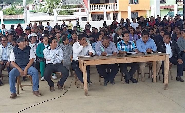 Se solidariza la zona Norte de San Cristóbal con las luchas magisterial y de Salud