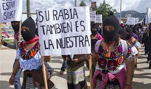 Muestra EZLN su respeto y admiración al magisterio; donarán alimentos y dinero ahorrados