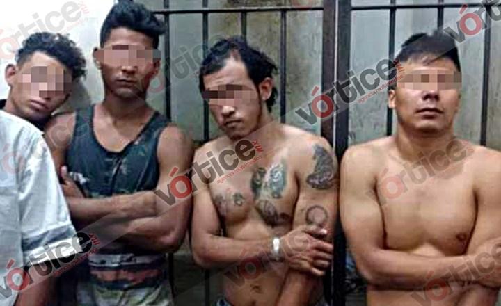 Casi linchan a centroamericanos acusados de presunta violación