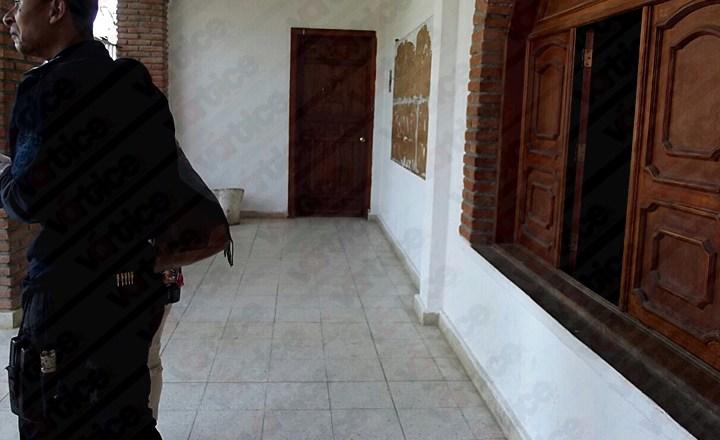 Detienen a policías de la SSyPC por presunto robo en Tuxtla