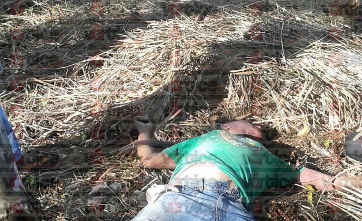 Hallan cadáver putrefacto; tenía un cinturón alrededor de su cuello