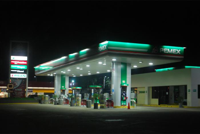Delincuencia visita gasolinera; se llevan más de $5 mil pesos