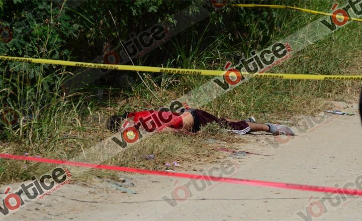 Ejecutan a joven y abandonan su cuerpo en Chiapa de Corzo