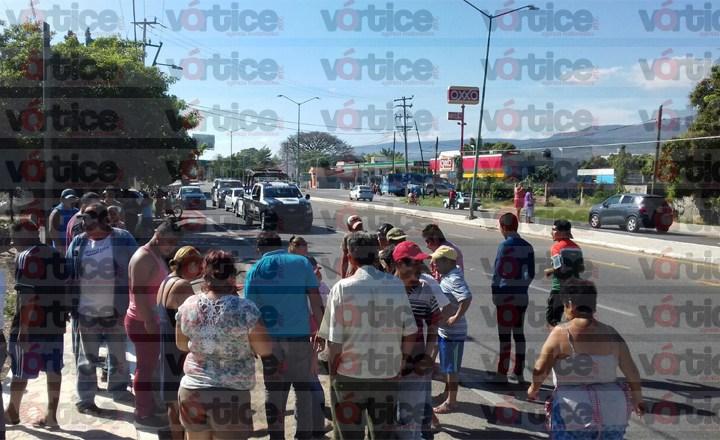 Transporte público arrolla y mata a quincuagenario en Chiapa de Corzo